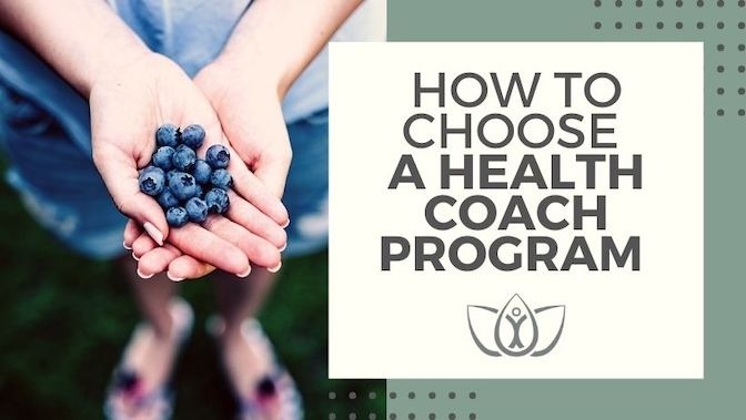 How To Choose a Health Coach Program