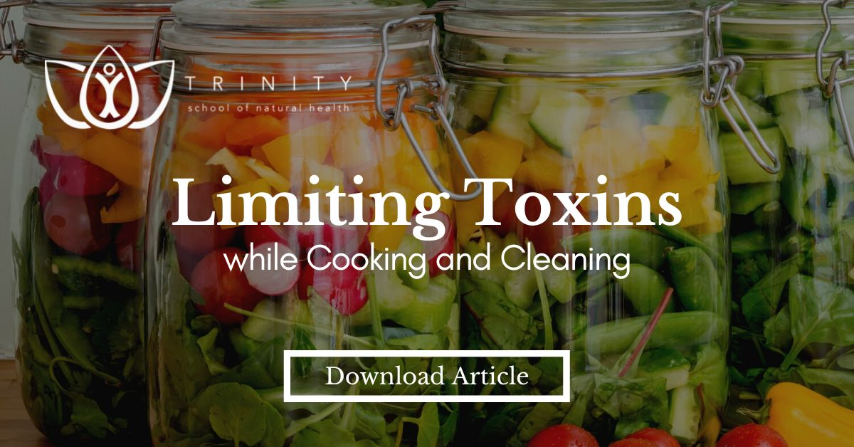 Reducing Toxins in the Home