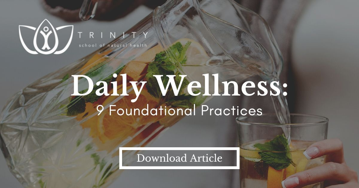 Daily Wellness: 9 Foundational Practices