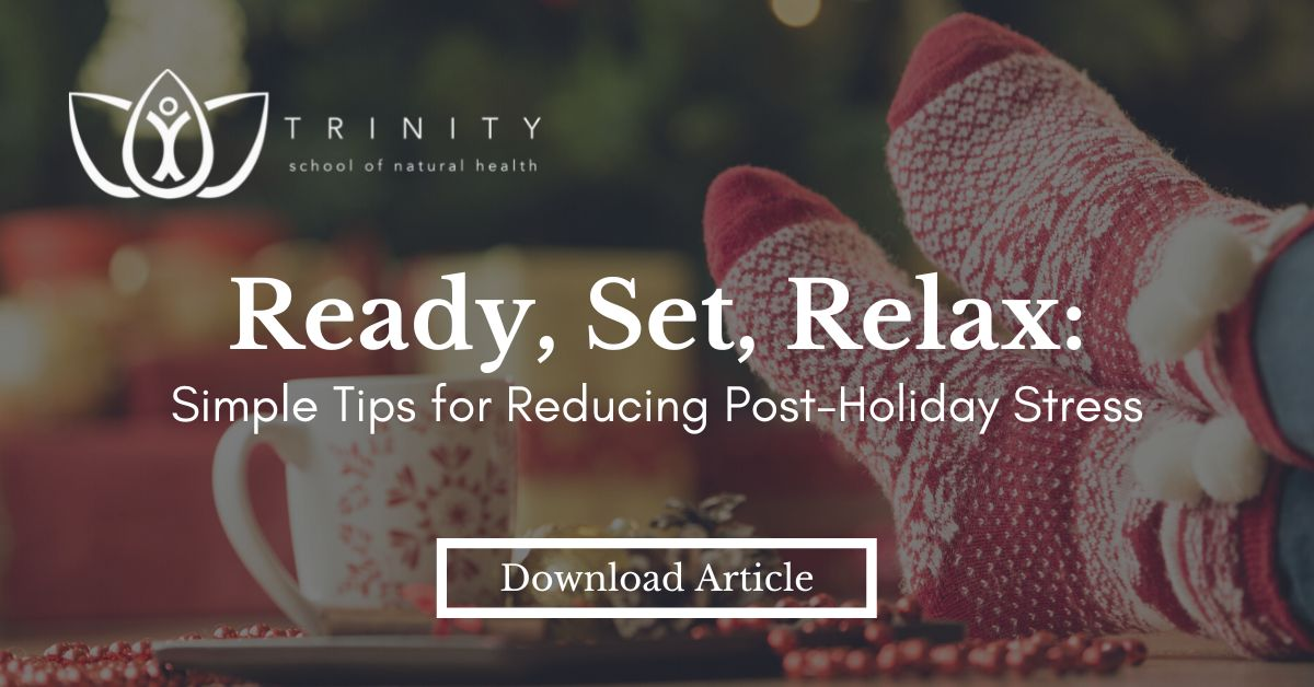 Simple Tips for Post-Holiday Stress Relief