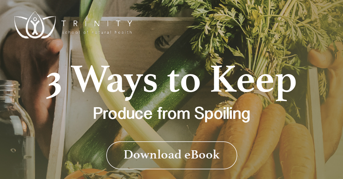3 Ways to Keep Produce from Spoiling