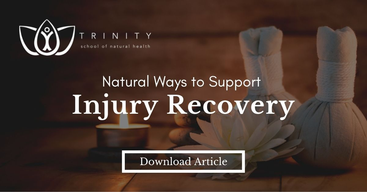 Natural Ways to Support Injury Recovery